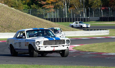 Get behind the wheel of a vintage racing car by Course Vintage