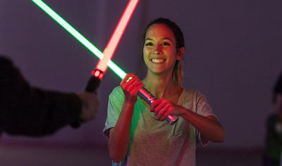 Laser Saber Handling Course - Individual Access by Combat au sabre Force Academy