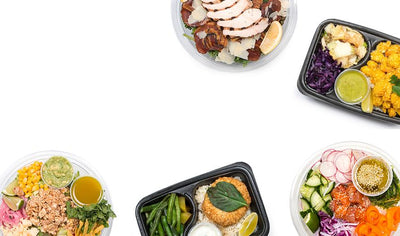 Lunch Box « Luxe » par Le Lunch Box