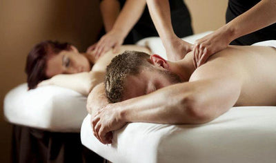Relaxation massage package in Duo by Centre Vénicia