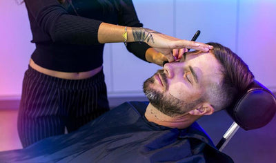 The classic barber experience - Menz Club by Station Menz Club