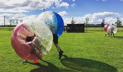 Montréal Bubble Ball: L'Exclusif par Montréal Bubble Ball