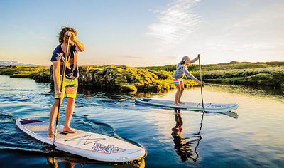 SUP introductory package, training & equipment by SUP Montréal