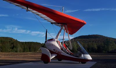 An unforgettable flight in the Laurentians by Air Panorama