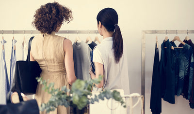 Personalized Private Store Shopping by En Mode Affaires