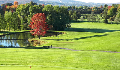 Golf package for one person by Club de Golf Sherbrooke
