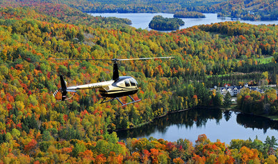 Helicopter Experience by Héli-Tremblant