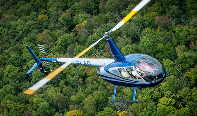Helicopter & VIP stopover by Héli-Tremblant