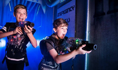 Expérience Laser Tag high-tech dans l'univers de Star Wars par Centre de divertissement Laser Force
