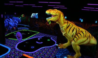 LaserPutt experience for 4 people by Laser Plus Trois-Rivières