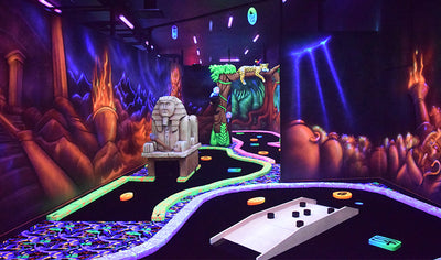 LaserPutt experience for 4 people by Laser Plus Sherbrooke