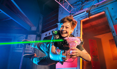 LaserTag experience for 1 person by Laser Plus Sherbrooke