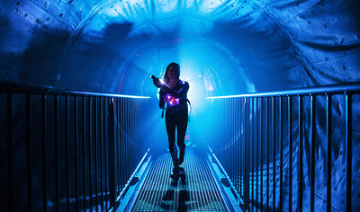 LaserTag and LaserPutt experience for 1 person by Laser Plus Sherbrooke
