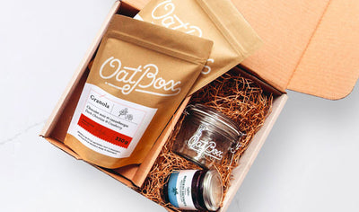 Valentine's Day gift box Oatbox - La Foodie by Oatbox