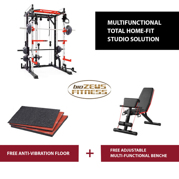 Multifunctional Total home-fit Studio solution