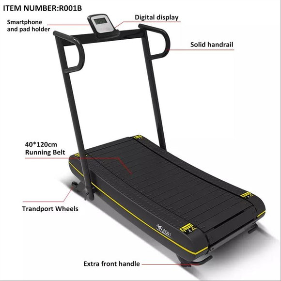 CURVED TREADMILL MINI