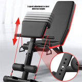 ADJUSTABLE MULTI FUNCT. BENCH