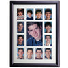 Collage Picture Frame - School Years Photo Frame with 13 Openings