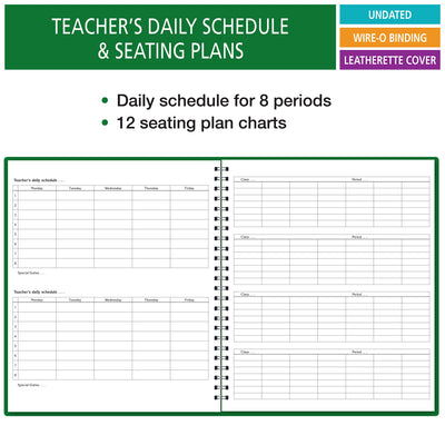 6 Period EXTRA Large Teacher Lesson Plan (King Plan)