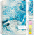 HARDCOVER Academic Year 2020-2021 Planner (Blue Marble)