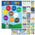 20 Educational Kids Posters (Double Sided English and Spanish)