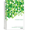 2020-2021 Student Planner for High School of College (Green Cover)