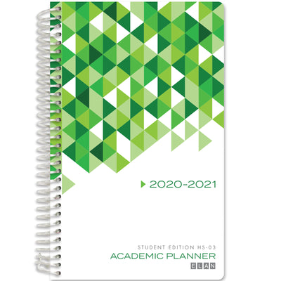 2020-2021 Student Planner for High School of College