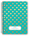 "Middle / High School Planner 2020-2021 (Matrix Style - 8.5""x11"" - Blue)"
