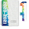 "Middle / High School Planner 2020-2021 (Block Style - 5.5""x8.5"")"