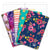 Field Notebook - Patterns - Lined - Pack of 5