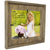 8x10 Rustic Photo Frame: Farmhouse Solid Wood Plank Photo Holder
