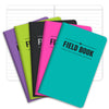 Field Notebook - Colors - Lined - Pack of 5