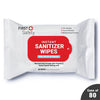 Case of 80 First Safety Hand Sanitizer Wipes 20 ct Bags
