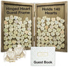 Wedding Guest Drop Top Frame Wedding Guest Book Alternative
