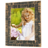 Rustic Distressed Wood Frame: Holds an 8x10 Photo