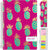 "HARDCOVER Academic Year 2020-2021 Planner 5.5""x8"" (Pineapples)"