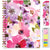 "HARDCOVER Academic Year 2020-2021 Planner 8.5""x11"" (Spring Floral)"