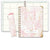 HARDCOVER 6 Period Teacher Lesson Plan (W202 - Pink Marble)