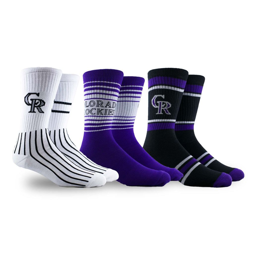 Rockies Team 3 Pack
