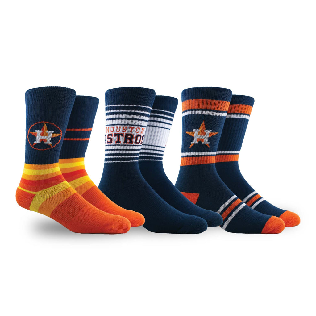 Astros Team 3 Pack