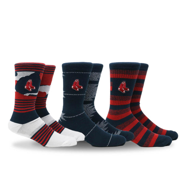 Red Sox Clubhouse 3 Pack