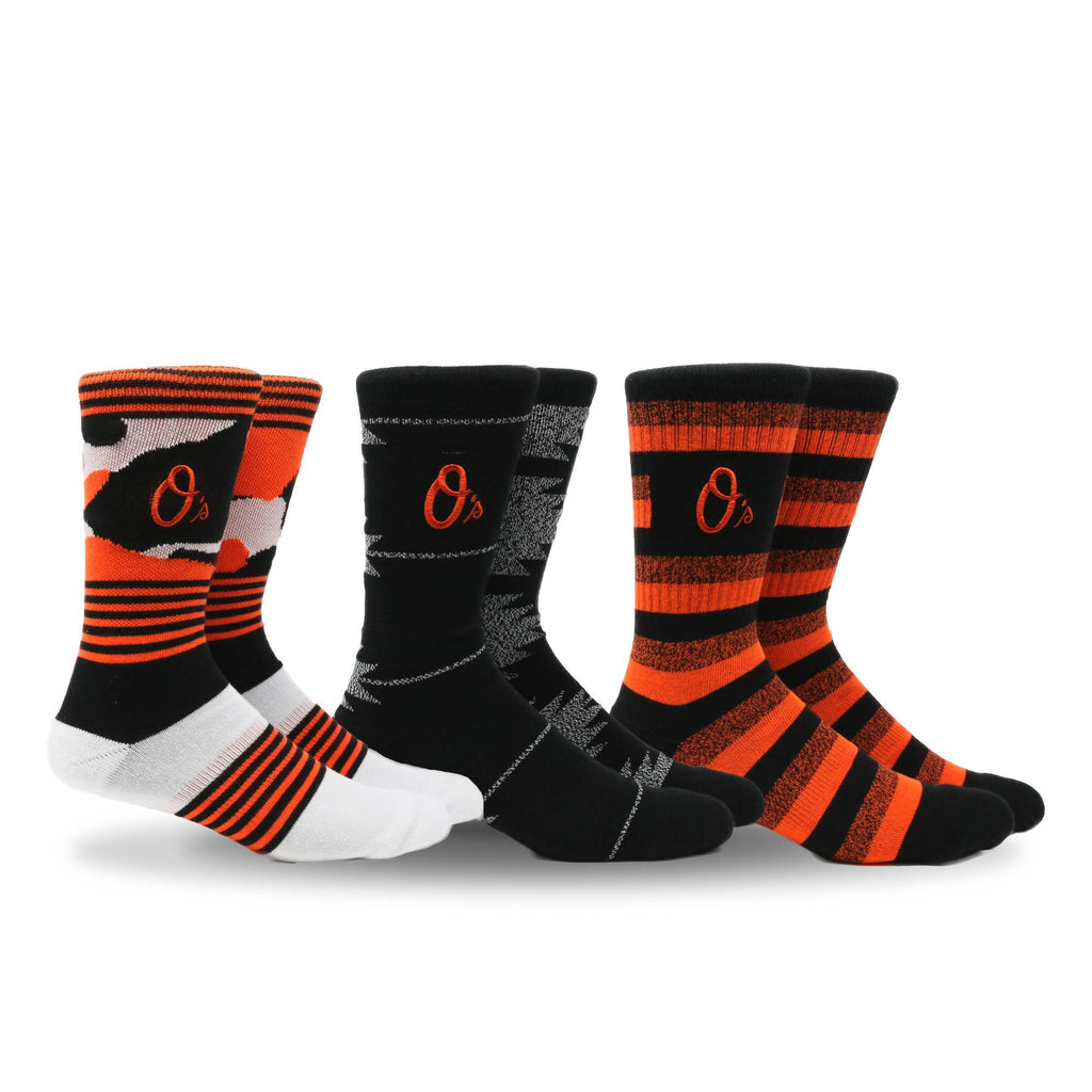 Orioles Clubhouse 3 Pack