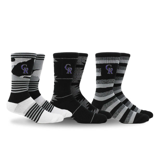 Rockies Clubhouse 3 Pack