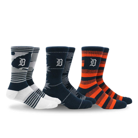 Tigers Clubhouse 3 Pack