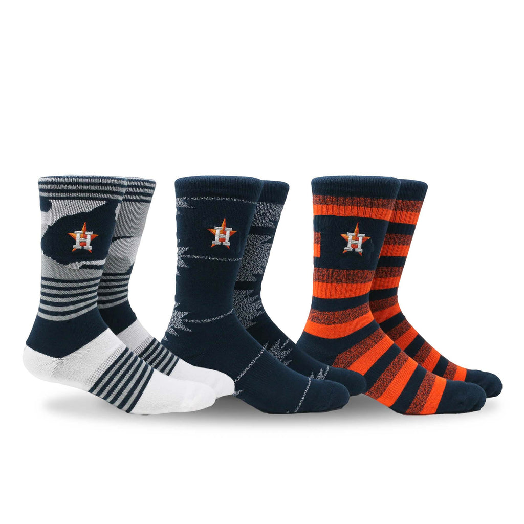 Astros Clubhouse 3 Pack
