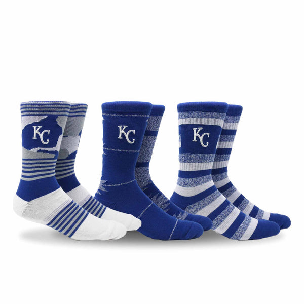 Royals Clubhouse 3 Pack