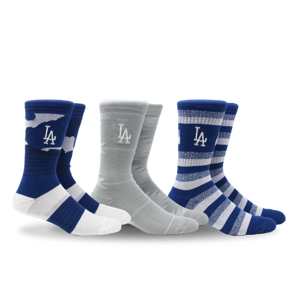 Dodgers Clubhouse 3 Pack