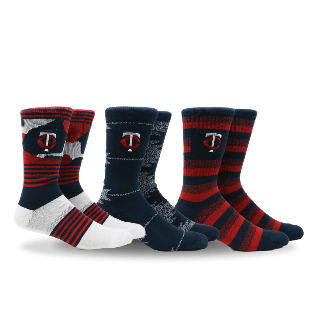 Twins Clubhouse 3 Pack
