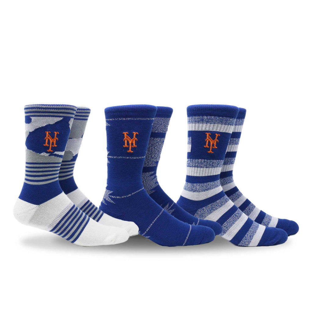 Mets Clubhouse 3 Pack