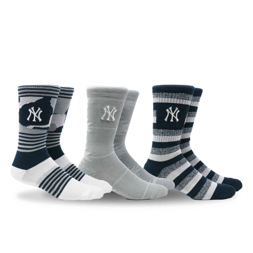 Yankees Clubhouse 3 Pack